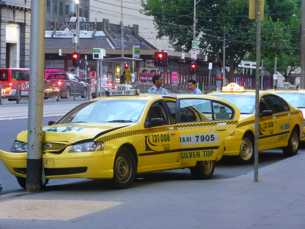 Taxi Sharing Coming To Melbourne Fagan Online News
